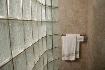 Glass Block Shower Contemporary Showers Cleveland Innovate
