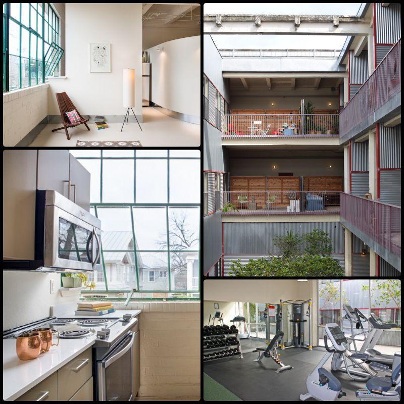 Apartments Downtown San Antonio: Enjoy Urban Living In Downtown San Antonio At The Cadillac