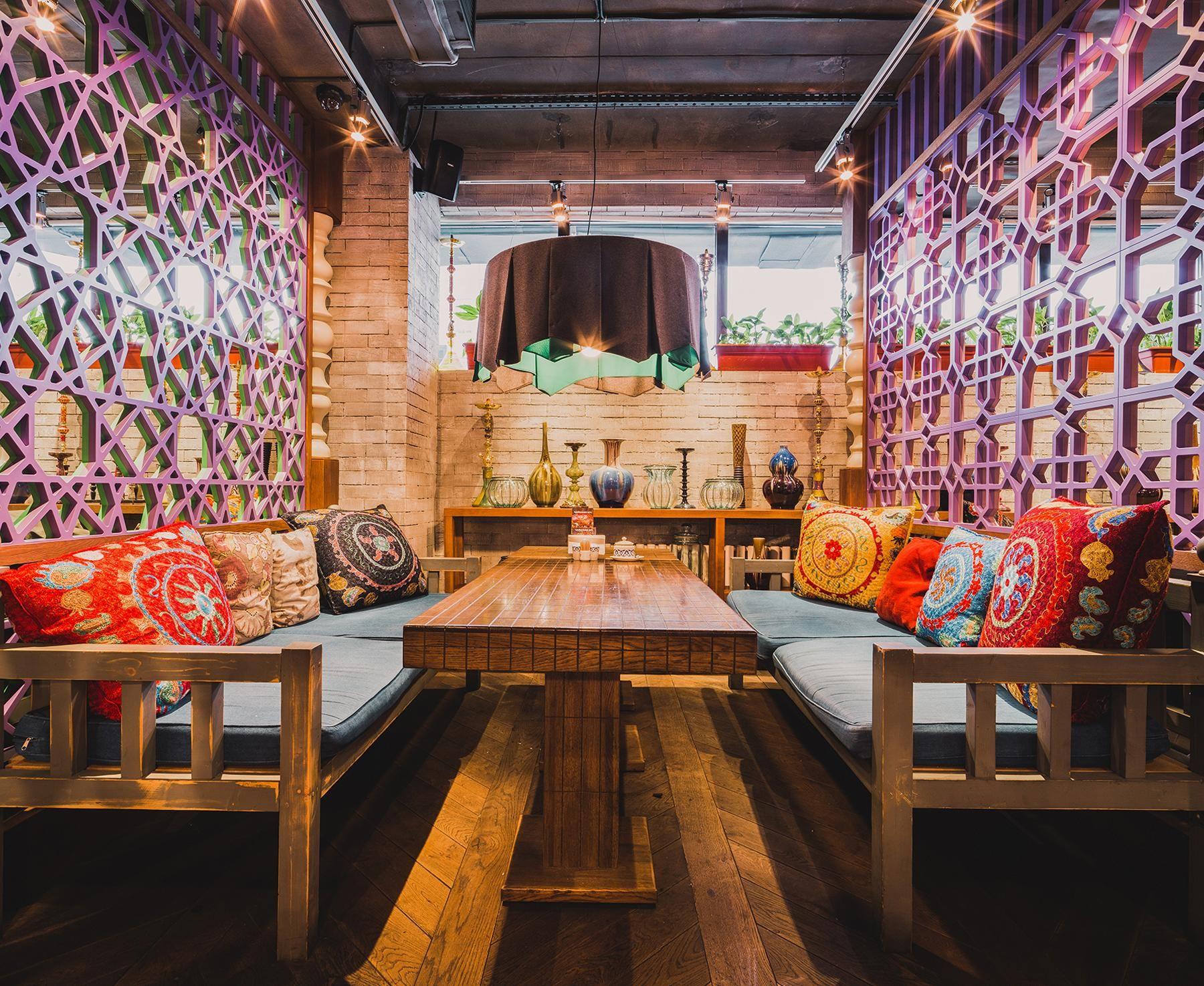 1  - Uzbekkyrgyzkazakh Style Lounge Restaurant - Pinterest