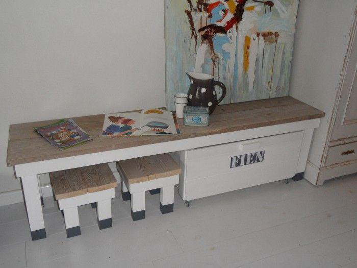 leuke werktafel voor kinderen kids pinterest werktafel voor kinderen en kinderen. Black Bedroom Furniture Sets. Home Design Ideas