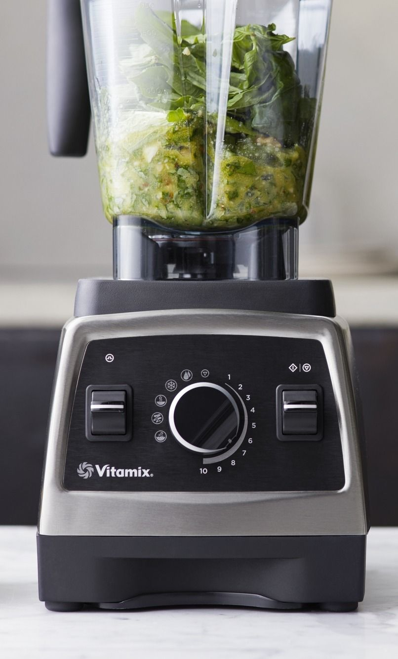 How To Make Pesto Dressings And Sauces In Your Vitamix