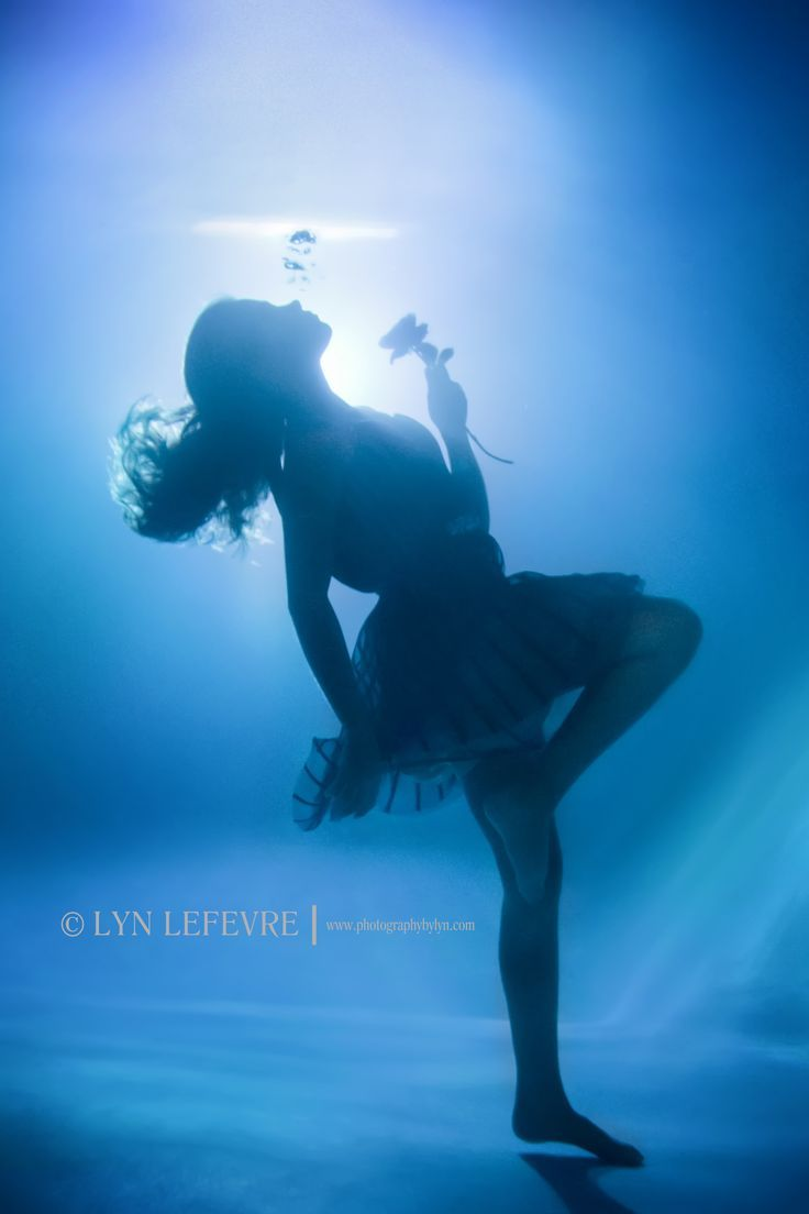 Testing the water with underwater photography. I think I'm in love ♥