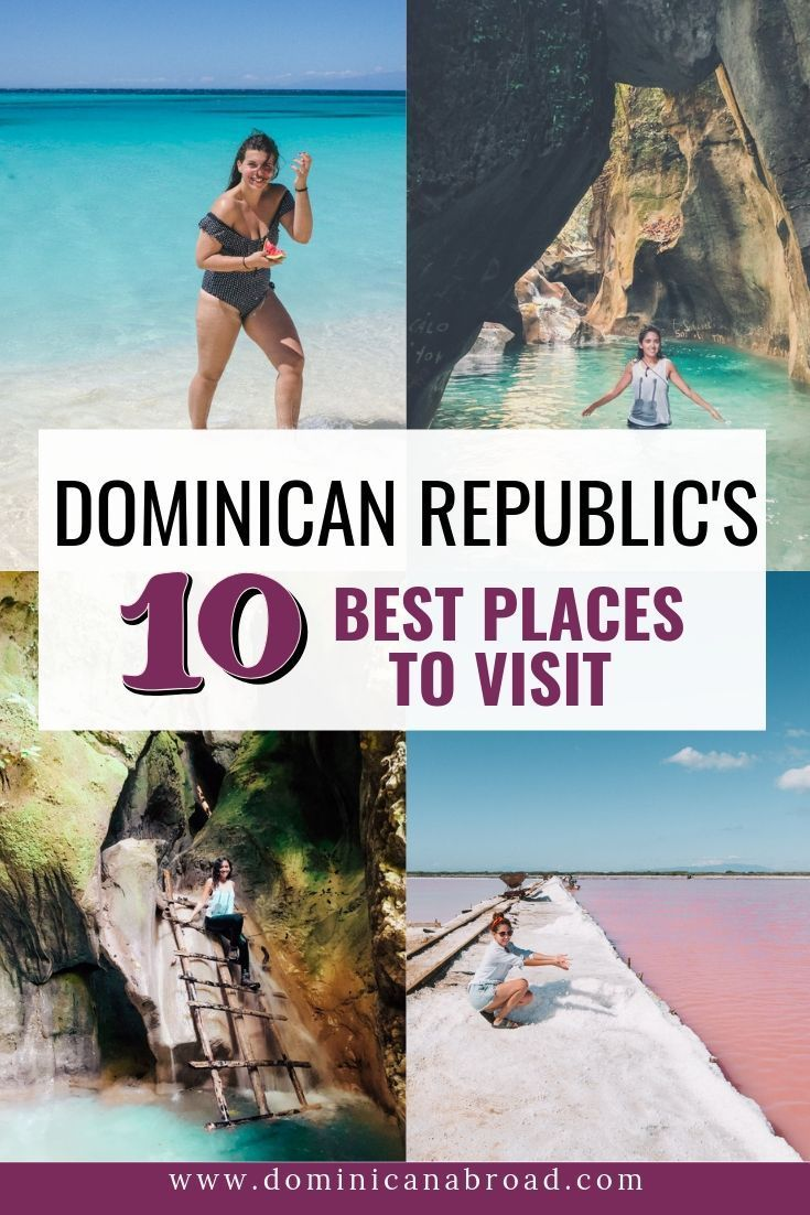 27 Incredible Places to Visit in the Dominican Republic Beyond the Resorts