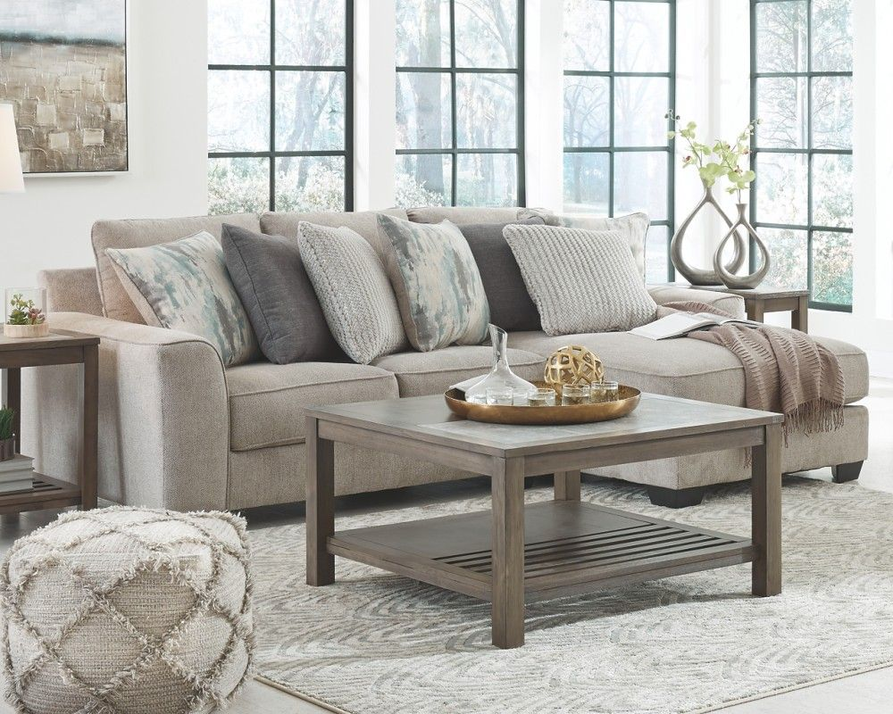 Ardsley 2 Piece Sectional With Chaise 39504s13 3950417 3950455 Sectionals Mattress Furniture Furniture Contemporary Sectional