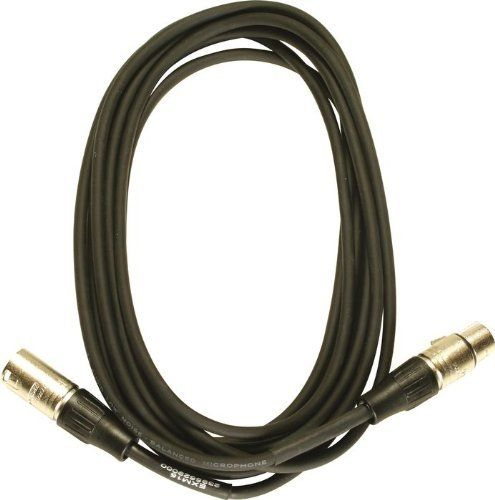 Live Wire Advantage Standard EXM Series Microphone Cable 25 Foot by ...