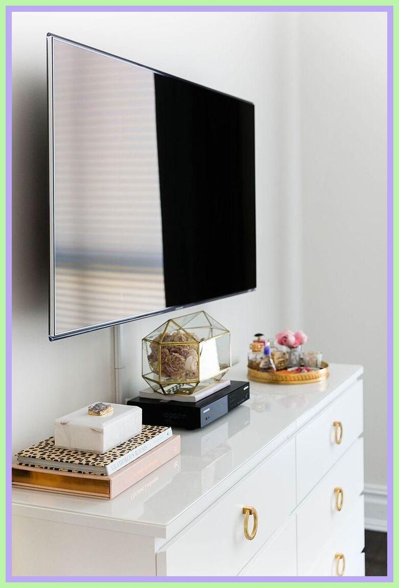 41 Reference Of White Tv Stand Dresser For Bedroom In 2020