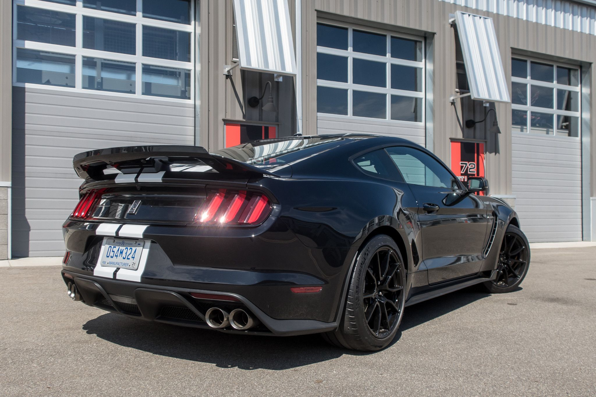 2019 Ford Mustang Shelby Gt350 First Drive Is This The Best Mustang Ever Made News Cars Com Mustang Shelby Ford Mustang Shelby Ford Mustang