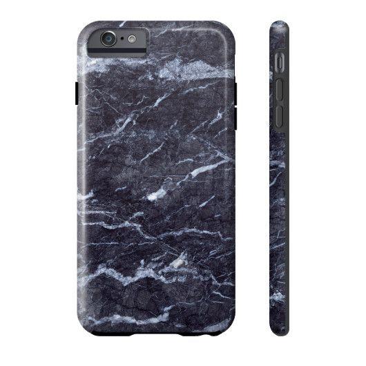 Midnight Blue Marble Phone Case