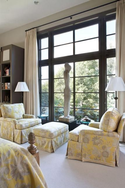 Beautiful Bedroom Sitting Areas | Bedroom with sitting ...