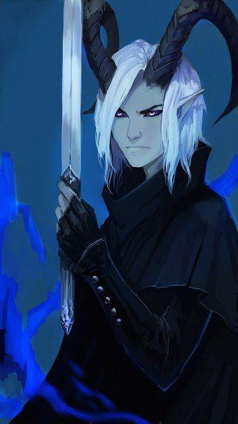 24++ Demon characters info