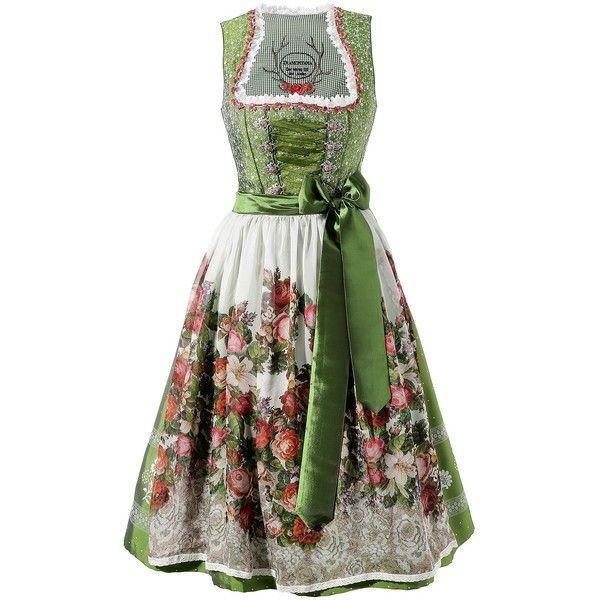 Dirndl Country Line In Grun Rot Im Sheego Online Shop Fur Grosse Grossen Gunstig Bestellen German Dress Dirndl Dirndl Dress Oktoberfest Dirndl Dress