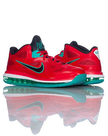 2cc34ab4b0c NIKE MENS LEBRON 9 LOW LIVERPOOL Red