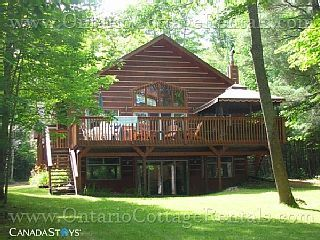 If you are looking for a quiet and private holiday where you can enjoy the beauty of nature, Blue Willow Cottage on Otter Lake is the perfect place for you! As you enter Blue Willow, you will find the kitchen sitting ...
