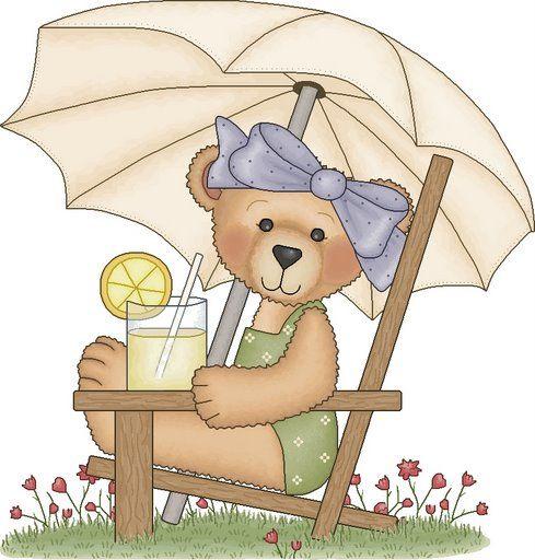 teddy bear clip art pinterest - photo #9
