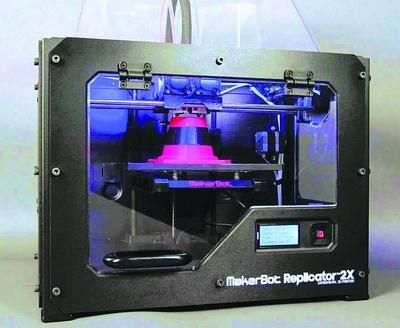 MakerBot Replicator™ 2X Dual Extruder 3D Printer #WardsDreamLab @wardsscience