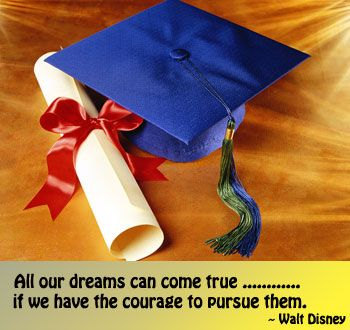 All your dreams can come true...