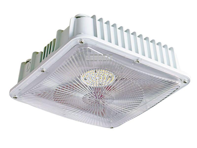 garage parking lot led lights-led canopy light manufacturers_Ledreit Manufacturing Co.  sc 1 st  Pinterest & UL DLC 75W LED Parking Garage Canopy light--265*265*100mm/ 10.4 ...