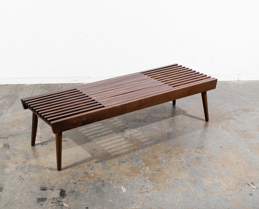 Reserved For Tina Mid Century Modern Coffee Table Expanding Etsy Mid Century Modern Coffee Table Modern Coffee Tables Coffee Table Bench [ 809 x 1000 Pixel ]