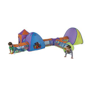 Pop Up Play Tent u0026 Tunnel Town Designed by OSA! Itu0027s a castle  sc 1 st  Pinterest & Pop Up Play Tent u0026 Tunnel Town: Designed by OSA! Itu0027s a castle a ...