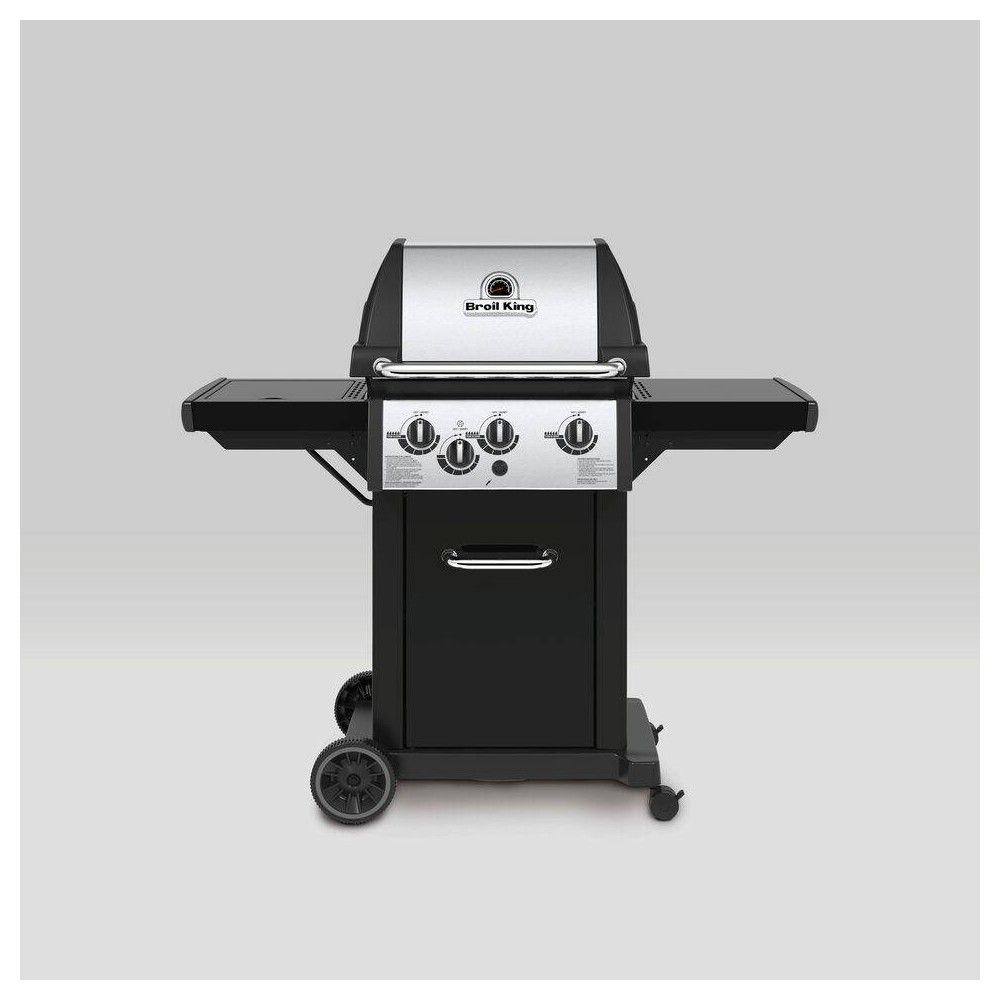 Gasgrill Seattle Monarch 340 3 Burner Liquid Propane Gas Grill 834264 Broil King