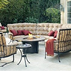 Frontgate Monterra By OW Lee Collection   Outdoor Furniture Sets