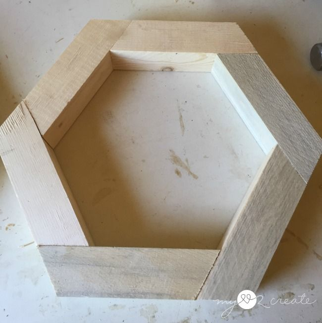 DIY Hexagon Planters | Wood projects | Diy wood planters, Diy wood planter box, Wood planter box