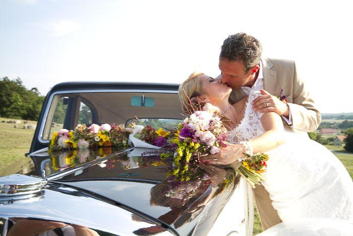 wildflowers wedding