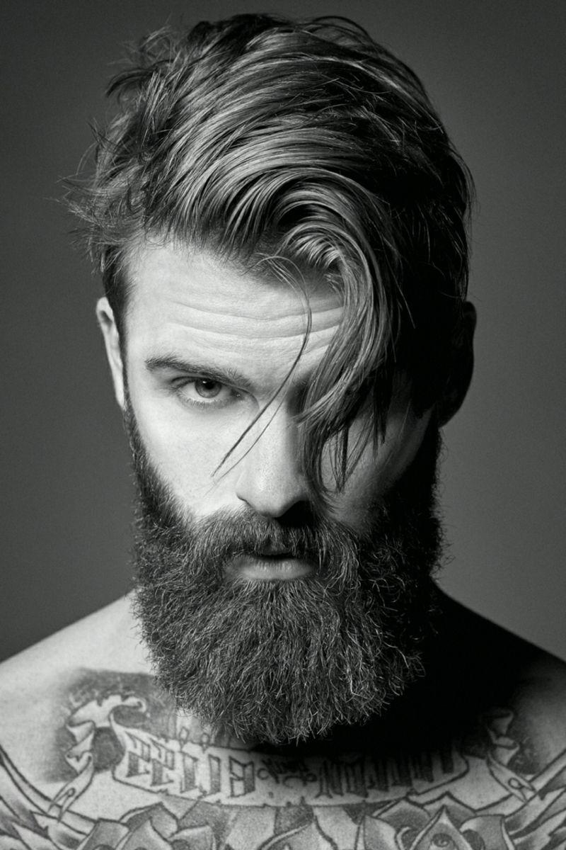 Bartfrisuren für selbstbewusste Männer: Hipster Bart im Spotlicht
