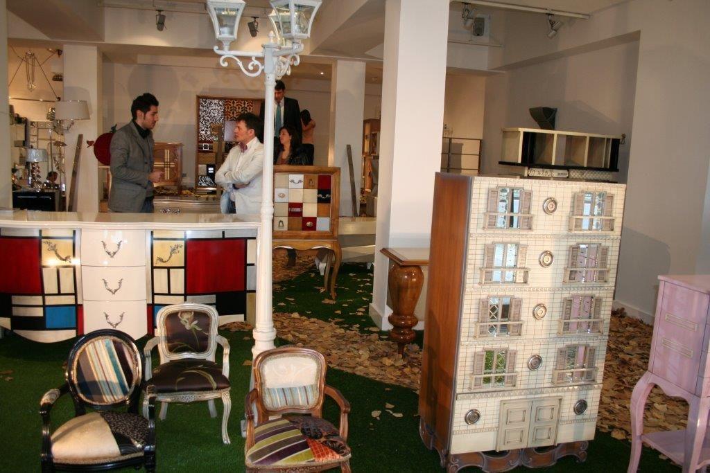 Showroom Londres 2012, #lola #glamour #lolaglamour #decoracion #furniture #home #deco #muebles #espacios #design #decor #interiors #mobiliario