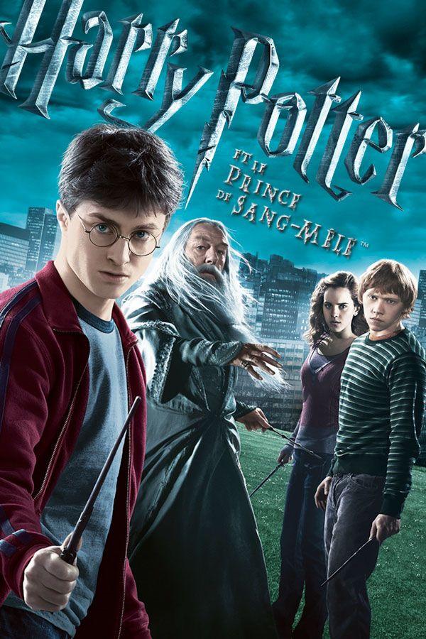 Harry Potter et le prince de sang-mêlé (6) (avec images) | Le ...