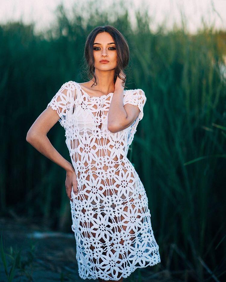 этом изумительной красоты ажурные платья крючком фото татьяна котова знаменитость
