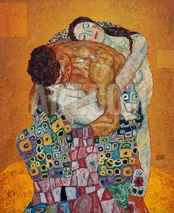 La Famille Klimt 1862 1918 Artiste Autrichien Kunst Gemalde Kunstmalerei Idee Farbe
