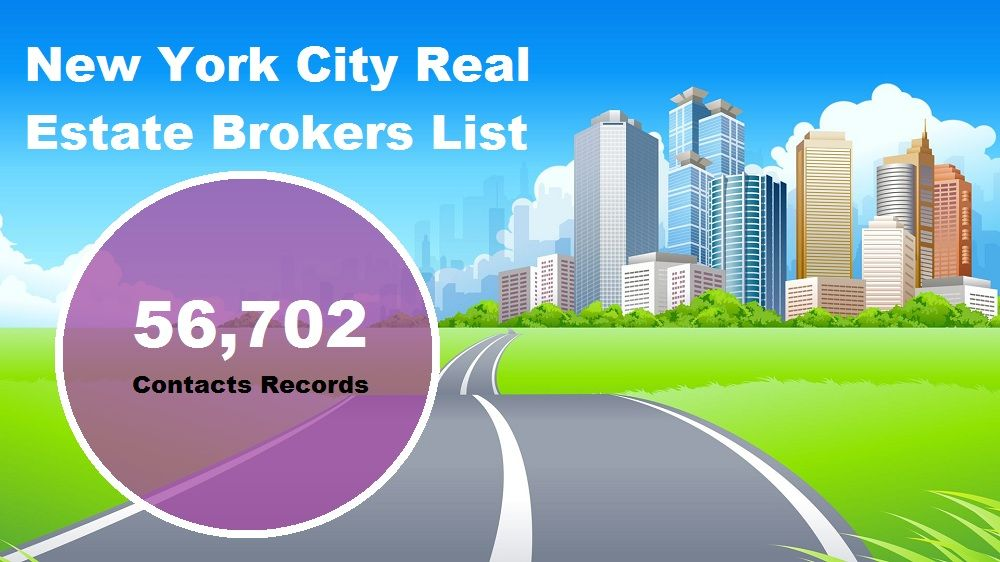Newyorkcityrealestatebrokerslist Budget Conscious Renters Like Craigslist Org And Other Free Sites Because There S No Registr Buyer Email Database In 2019