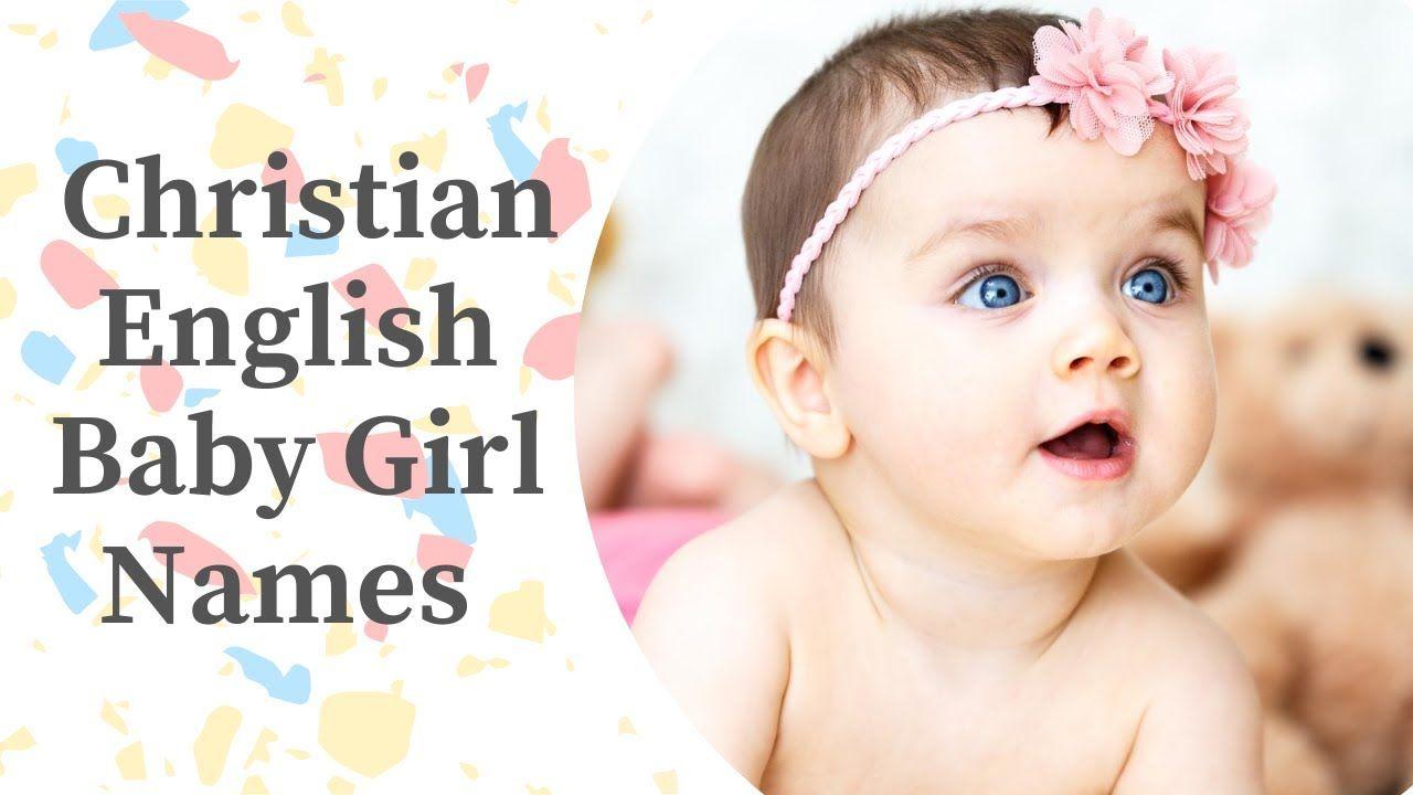 Top50 Rare Christian Baby Girl Names in 2020 | Baby girl ...