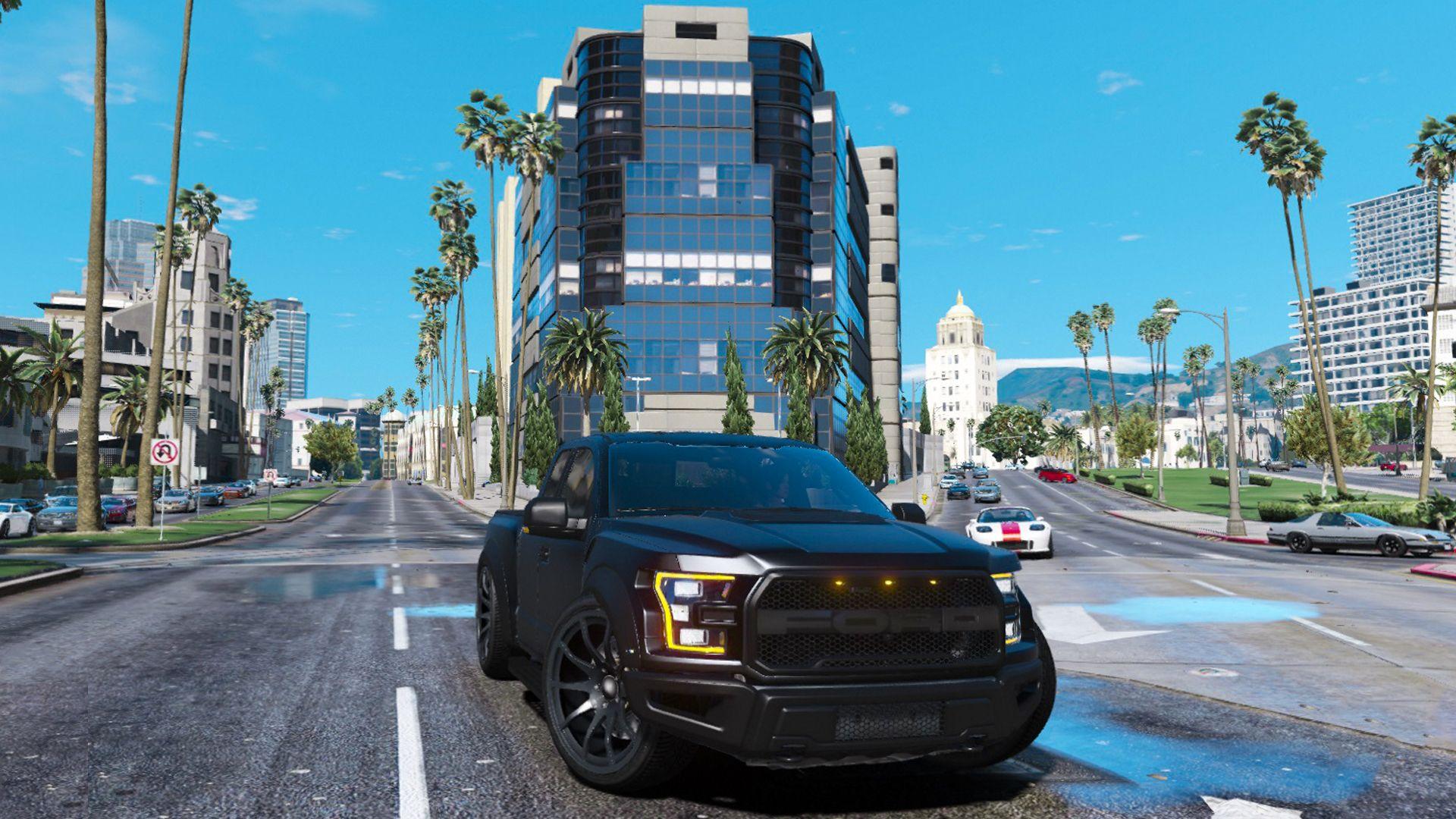 2017 Ford Raptor Ford Raptor 2017 Ford Raptor Gta 5 Mods