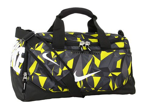 Nike Team Training Small Duffel Graphic #Duffle Bags