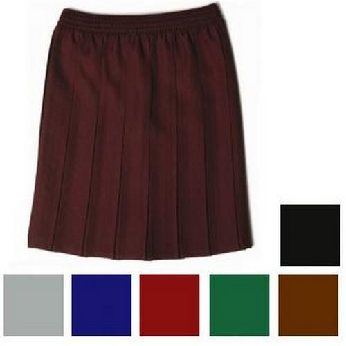 School Uniform Skirt Girls Box Pleat Skirt Buy Online