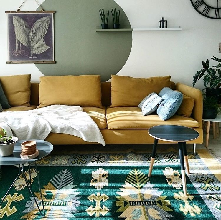 Ikea Soderhamn Interior Styling Interior Design Living