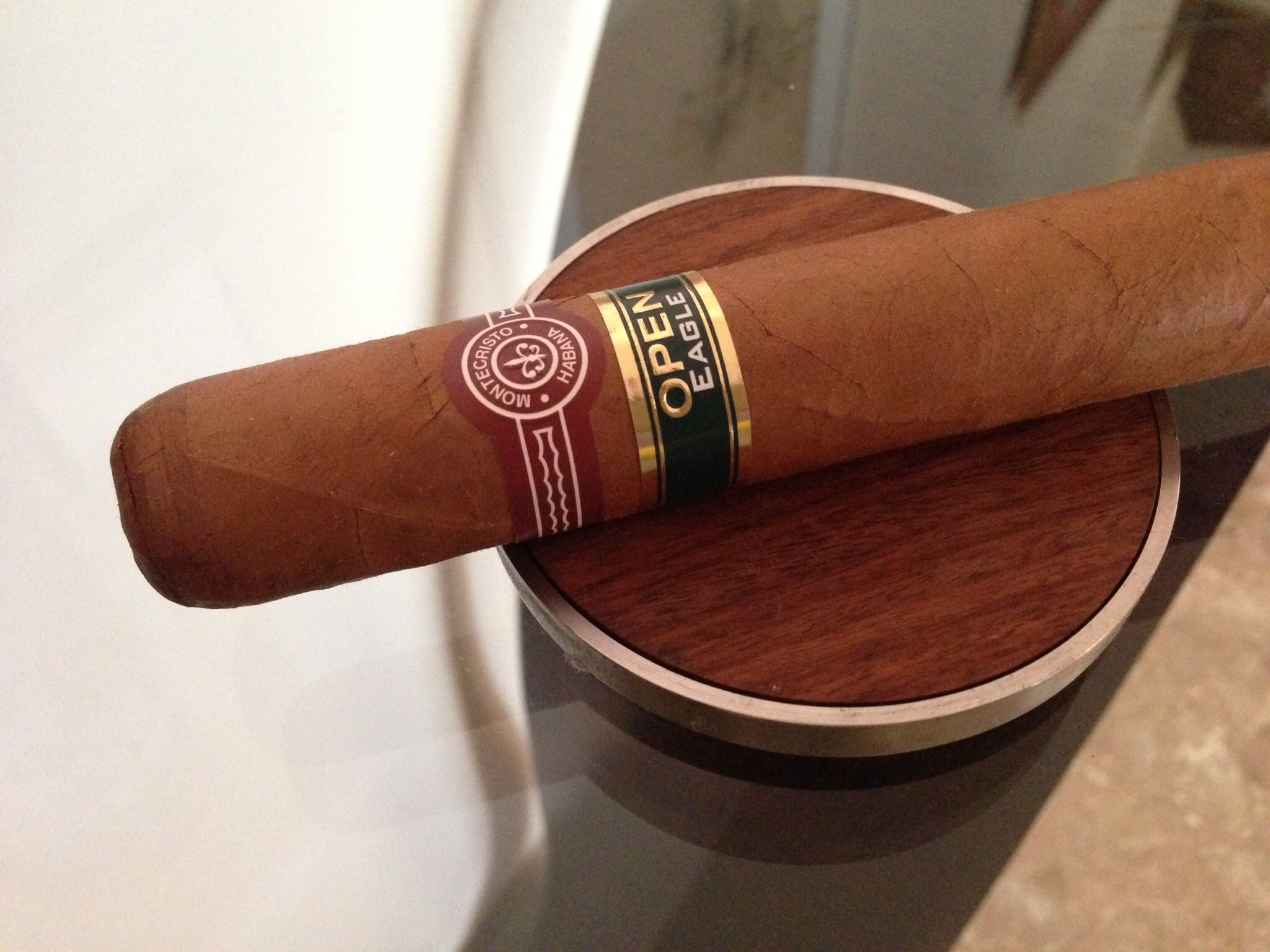Monte Cristo Open Eagle - Cuban Cigars | Cigars I Smoked | Pinterest ...