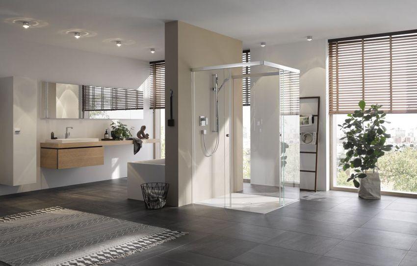 Aquavant 40 Das Schiebetürsystem für Duschen SPIEGEL ART