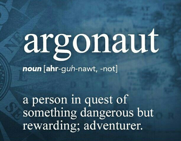Argonaut   Weird words, Unusual words, Cool words