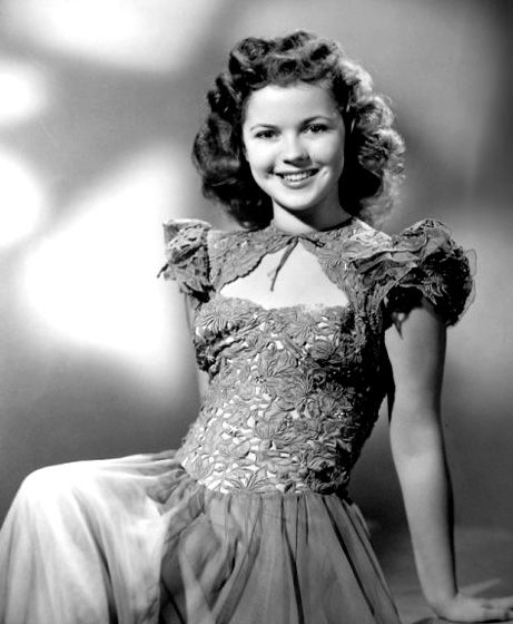 Shirley Temple 1940s Shirley Temple