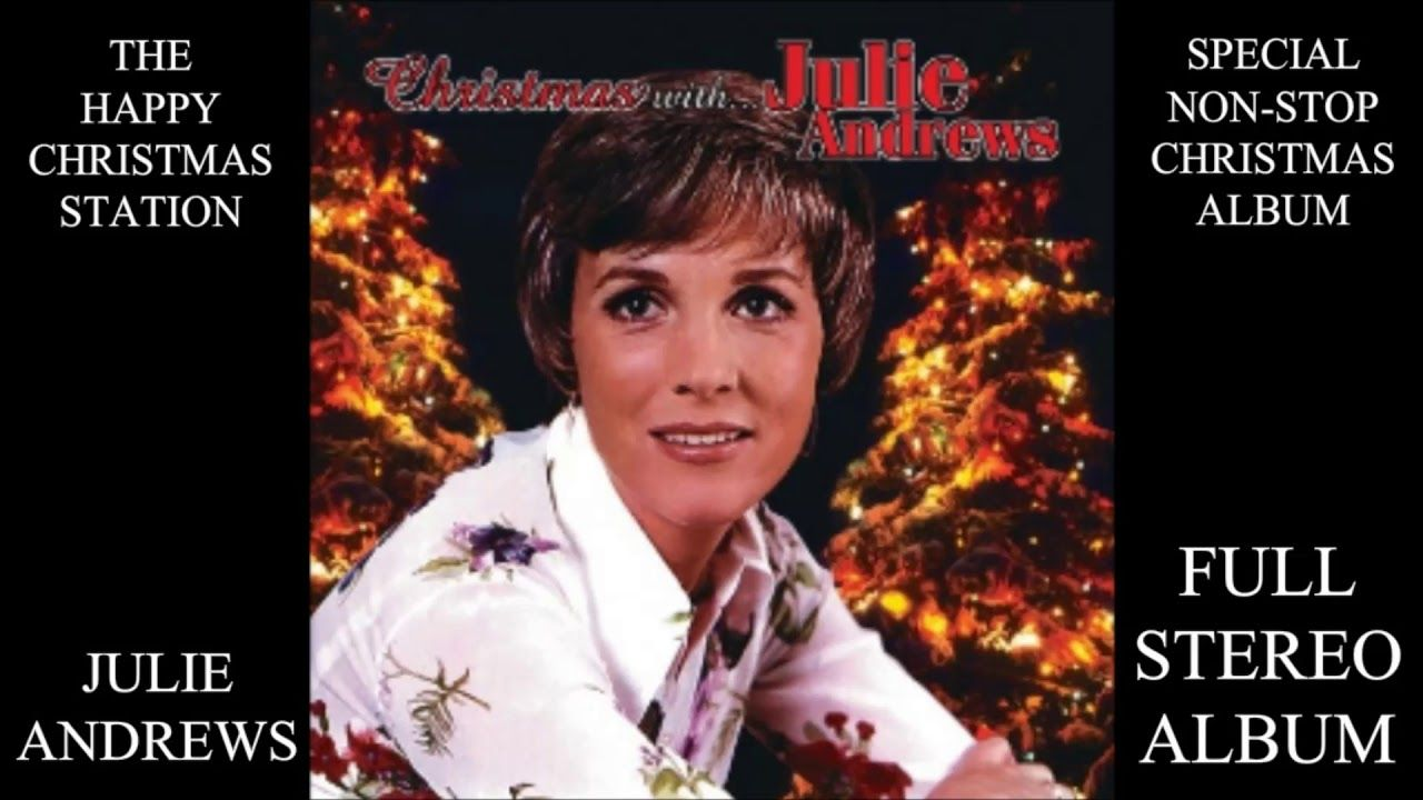 JULIE ANDREWS @ 41-TRACK CHRISTMAS SONGS COMPILATION | LOVE SONGS ...