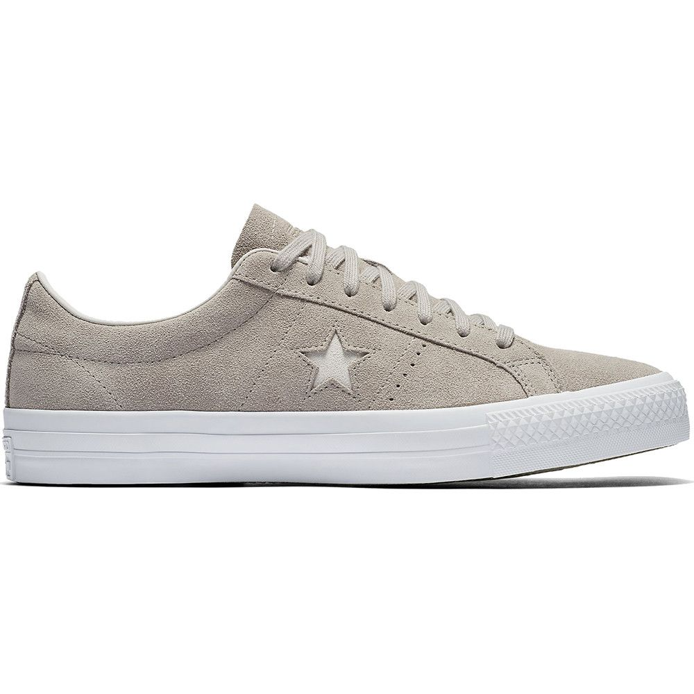 Converse CONS One Star Pro Ox malted pale putty white - Footwear ... ab64409b9