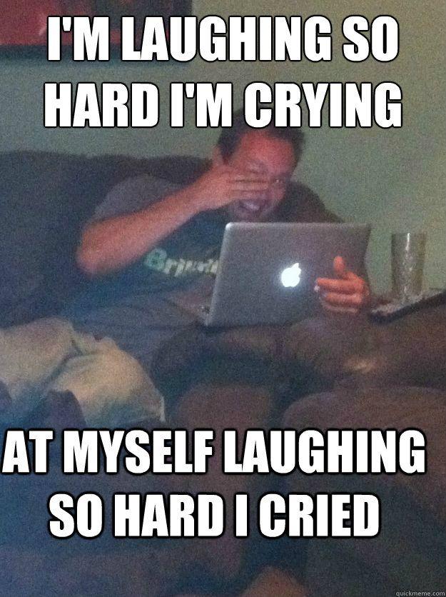 Im Hard Meme : Laugh
