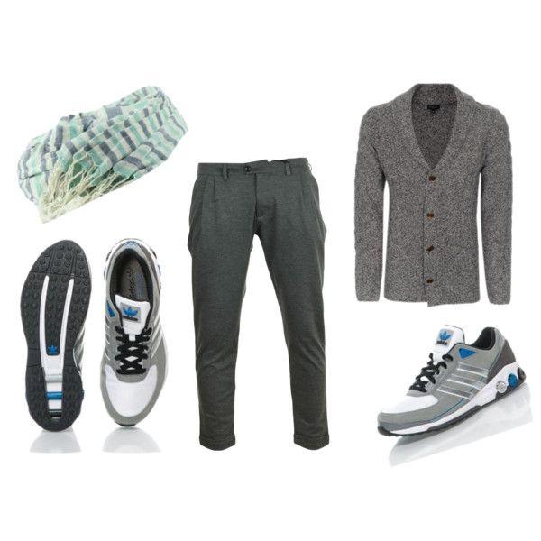 """Men Fashion"" by ebonyvintage-nahoot on Polyvore"