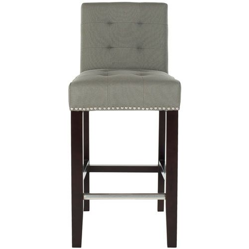 ... Furniture Thomas Grey Nailhead Counter Stool Need to, Furniture and
