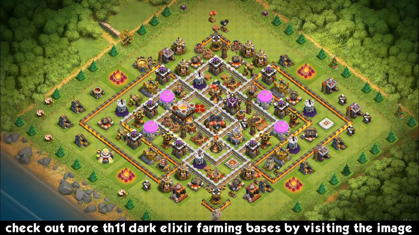 Undefeated Best Th11 Farming Base 2019 9