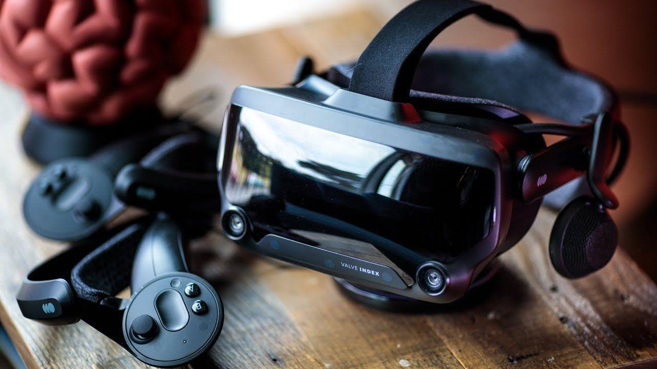 Valve Index Vr Headset In Depth Impressions Youtube Vr Headset Virtual Reality Headset Headset