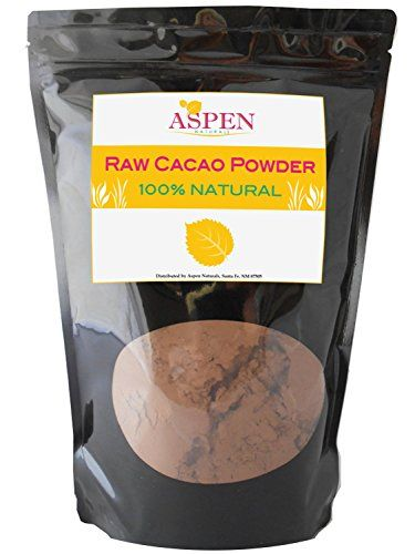 Natural Cacao Powder (16 Oz./1 Lb) From Latin America, Rich in Antioxidants & Flavonoids, Highest Quality, Raw, Pure, Fantastic Super Food, Cacao Powder in Re-sealable Food-grade Pouch (1 Lb) Aspen Naturals® http://www.amazon.com/dp/B00J3A0436/ref=cm_sw_r_pi_dp_rqytvb0NJG6M7